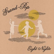 Image of Grand-Pop - Eight Nights LP (pink vinyl)
