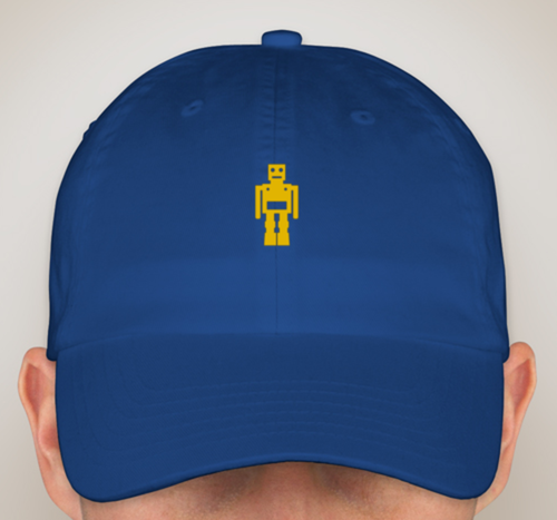 Image of Bot Hats Camouflage/Black/Red/Blue