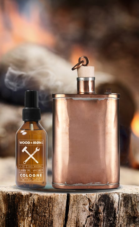 Image of Campfire Whiskey Cologne