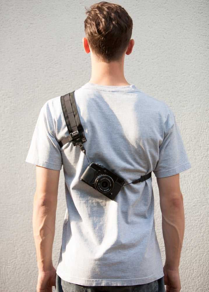 Image of Outer Shell Camera Strap