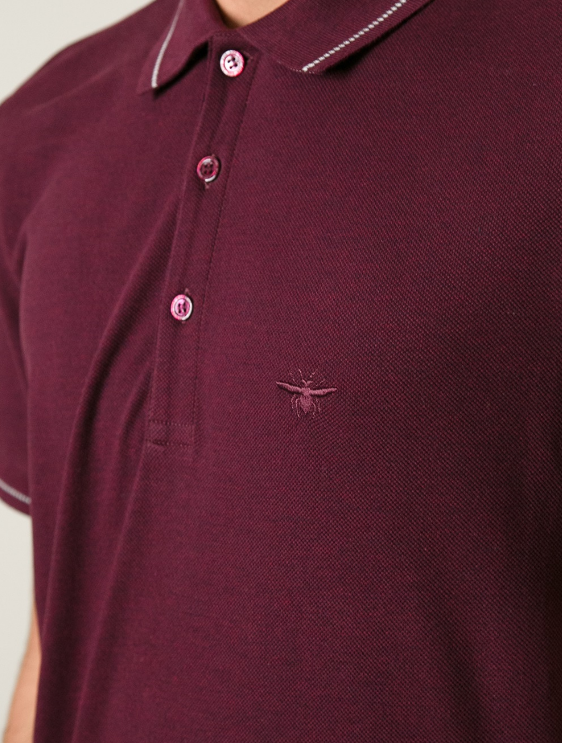 Image of Dior Homme Bee Logo Polo