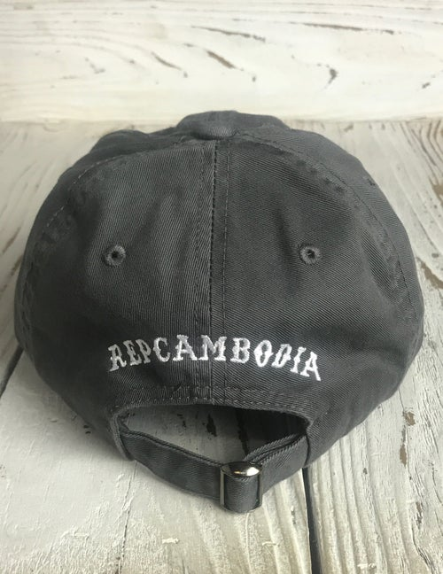 Image of Steak & Prahok Distressed Cap