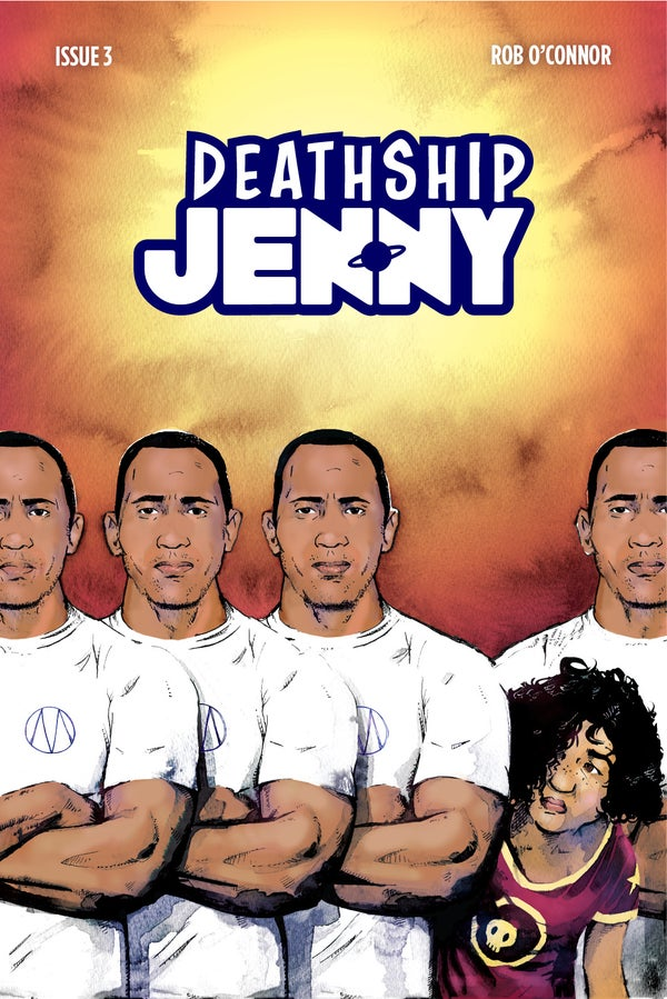 Image of Deathship Jenny #3