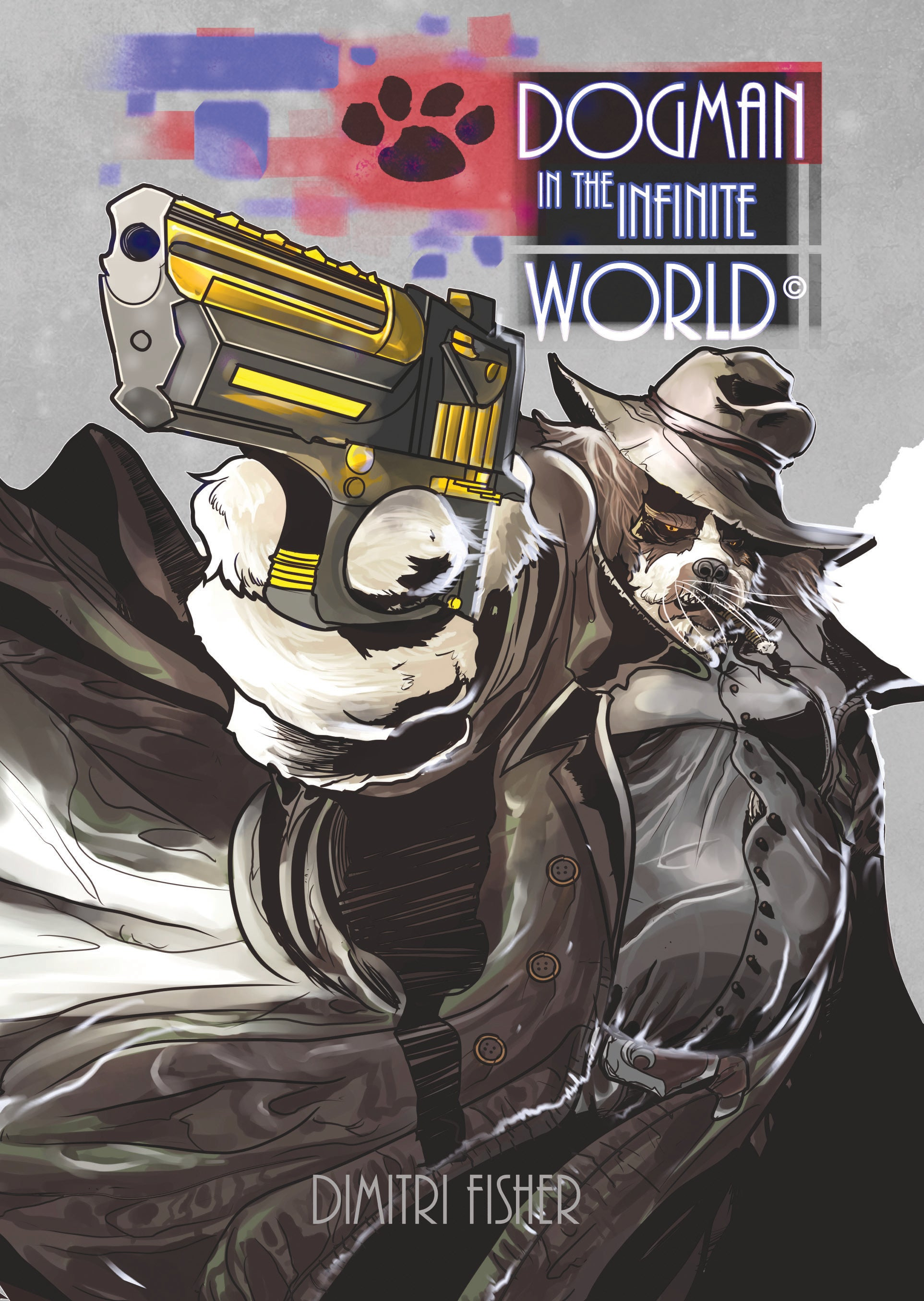 Dogman in the Infinite World Issue 1