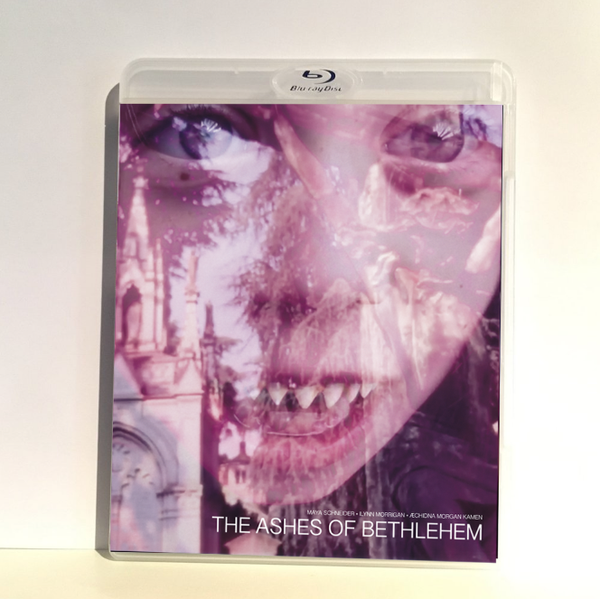 Image of ASHES OF BETHLEHEM - BLU-RAY-R (HD COLLECTION #10, DESIGN B) SIGNED AND STAMPED, LIMITED 50
