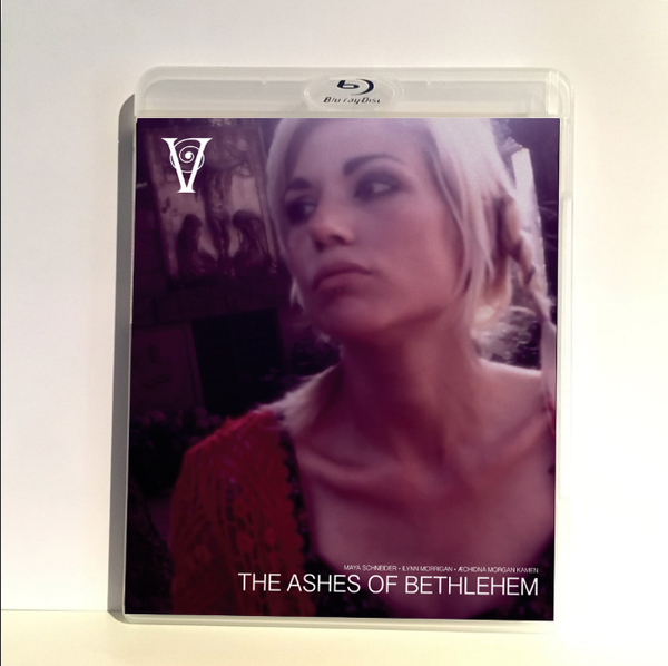 Image of ASHES OF BETHLEHEM - BLU-RAY-R (HD COLLECTION #10, DESIGN C) SIGNED AND STAMPED, LIMITED 50