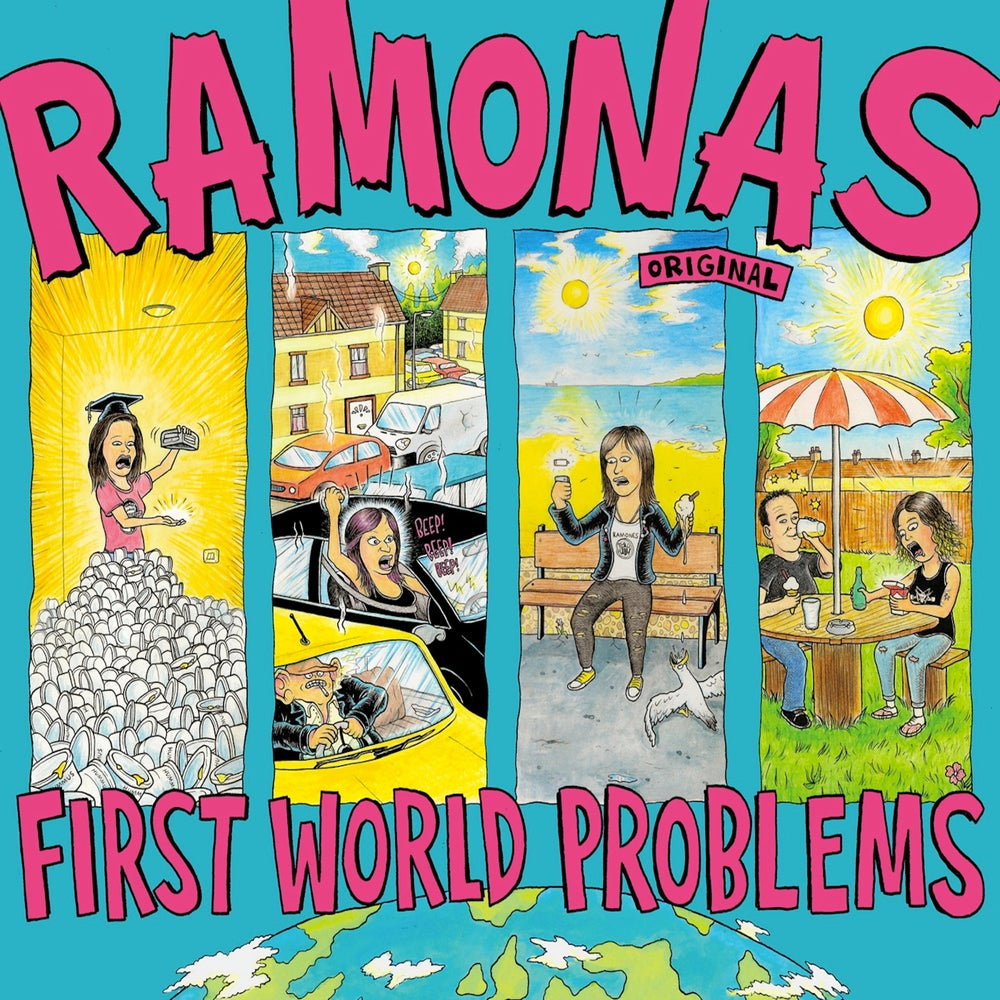 Image of First World Problems - CD Album