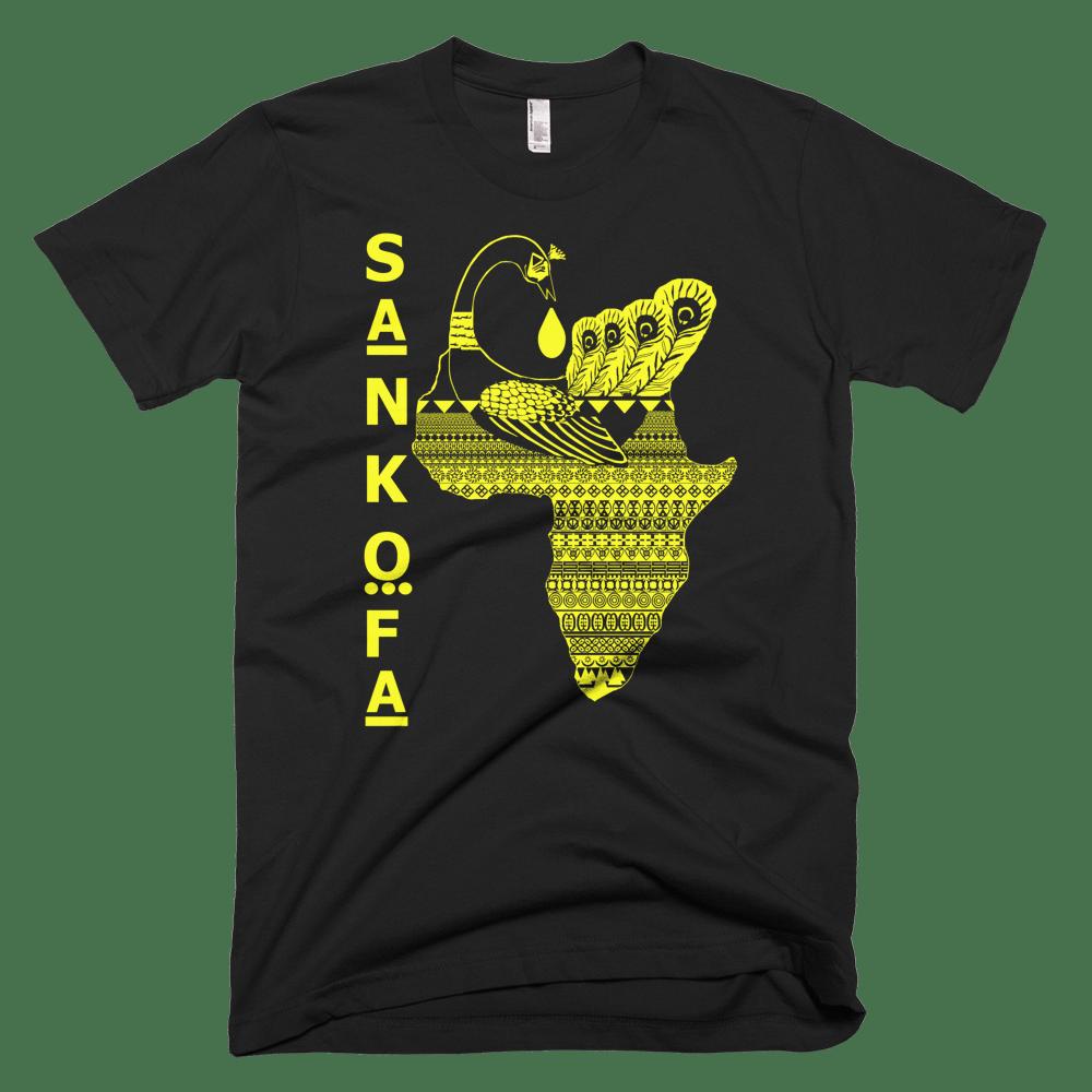 Image of 1 FLIGHT OF THE SANKOFA