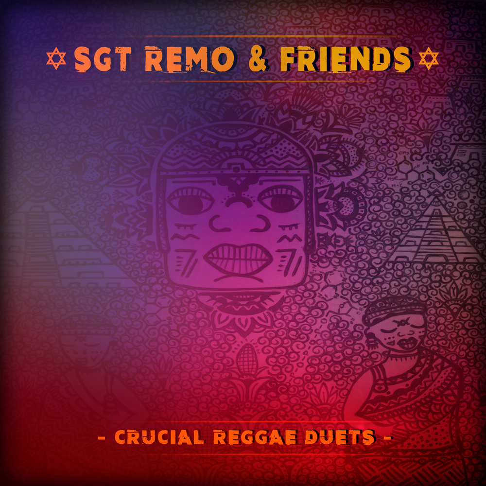 Image of Sgt Remo & Friends - Crucial Classics (format CD)