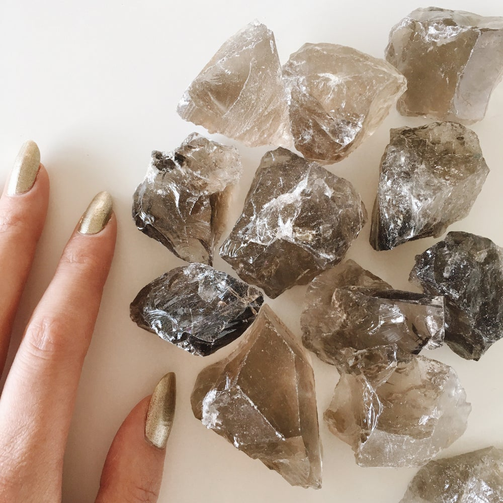 Image of Smokey Quartz - Raw