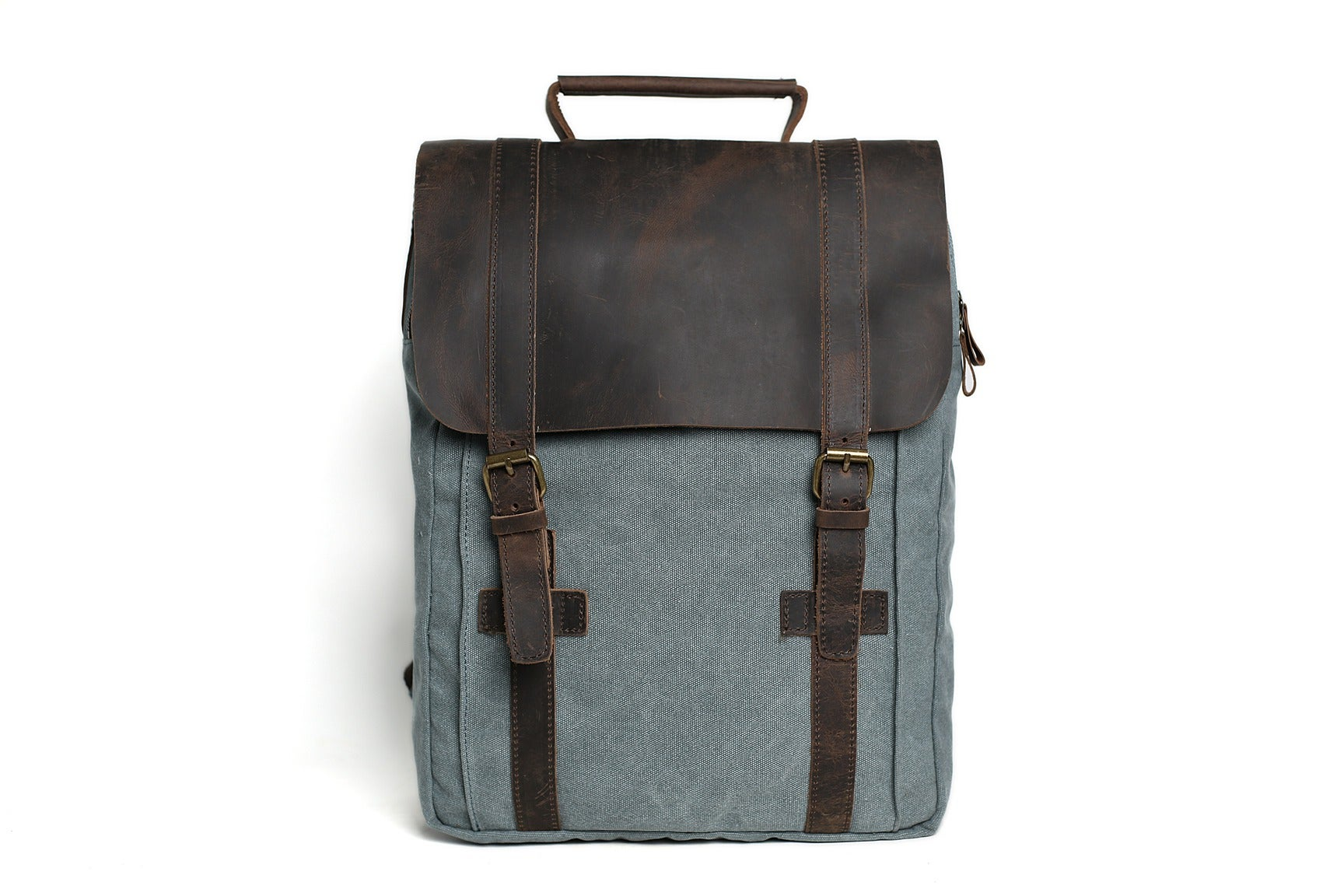 7e06950846c3 MoshiLeatherBag - Handmade Leather Bag Manufacturer — Leather-Canvas  Backpack   Laptop Bag   School Bag   Travel Bag   Backpack 1820
