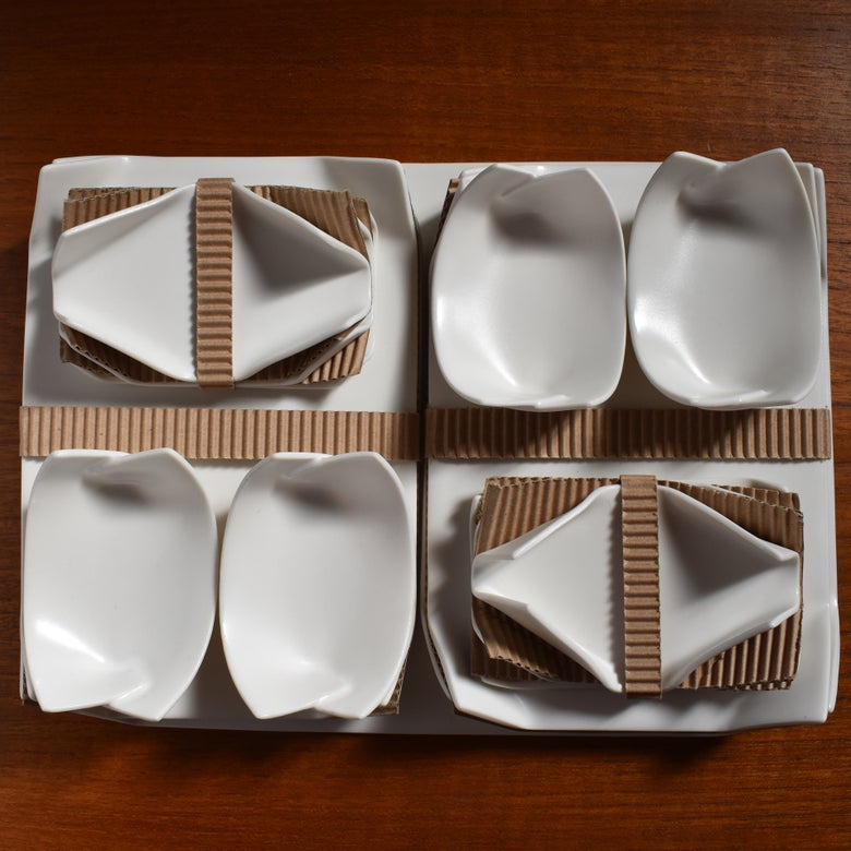 Image of Paper Plate Set 15 piece