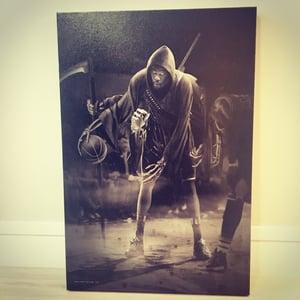 """Image of """"SPIRIT SNATCHER"""" CANVAS"""