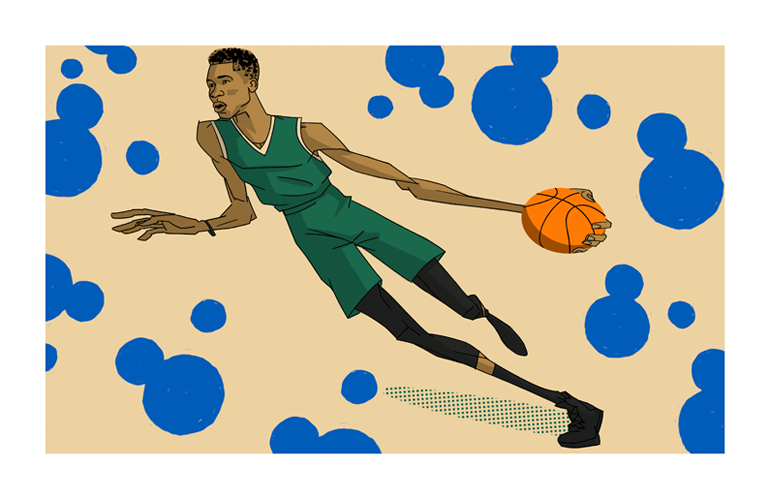 Image of FREAKS - GIANNIS ANTETOKOUNMPO