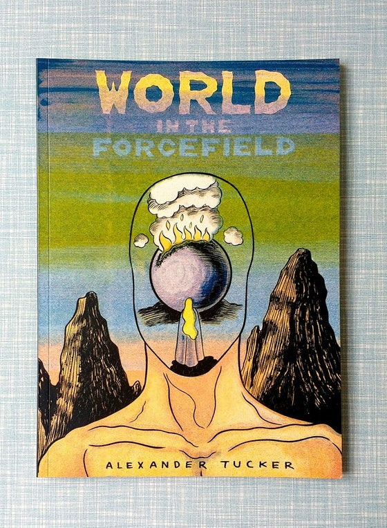 Image of WORLD IN THE FORCEFIELD