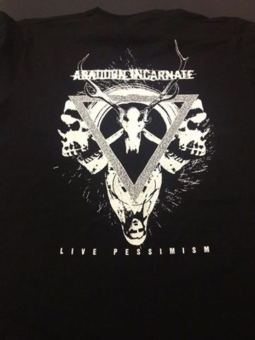 Image of Abaddon Incarnate Shirt