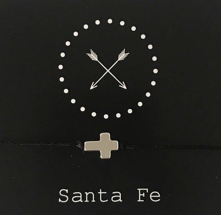 Image of Santa Fe argenté