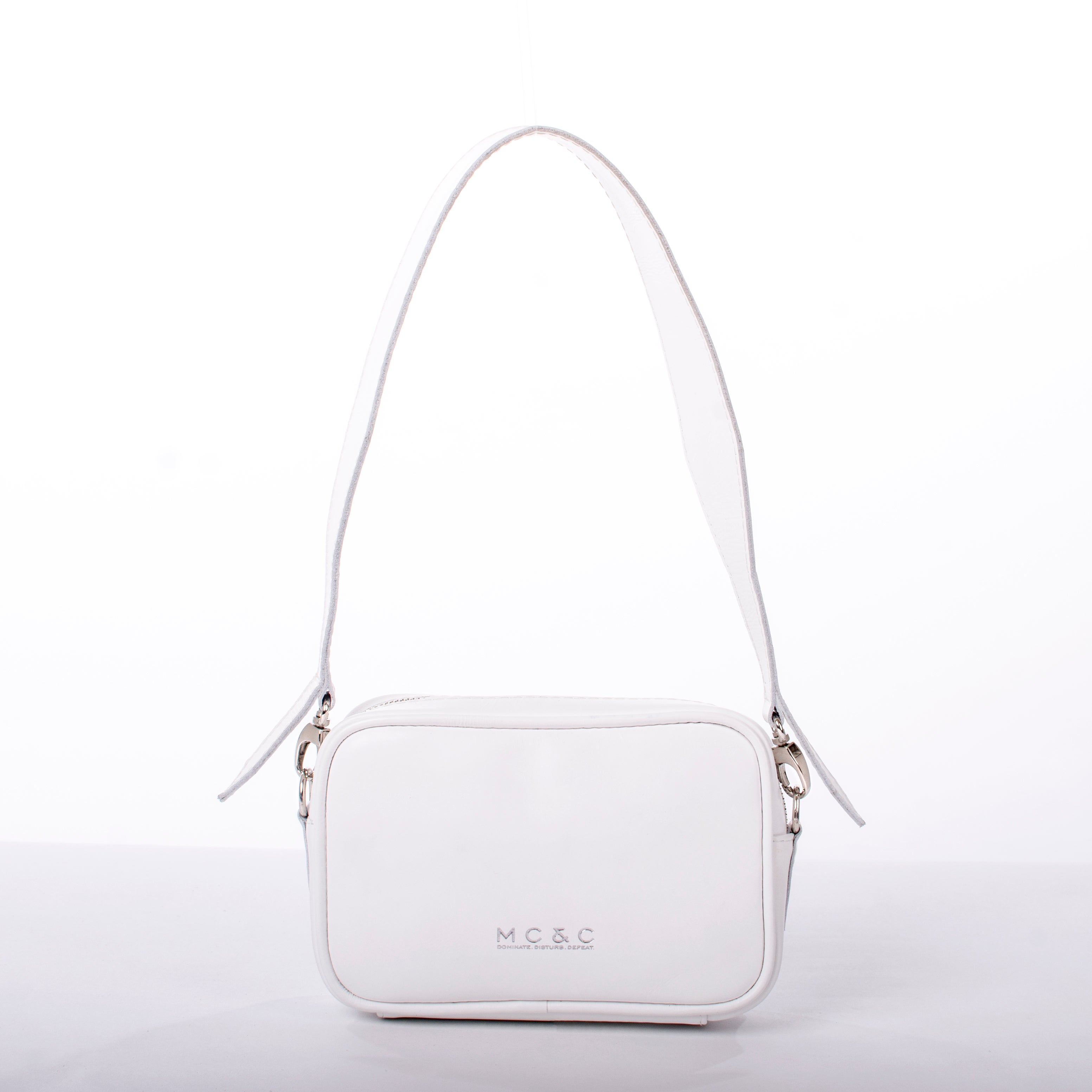 Capsule Mini Structured Shoulder Bag