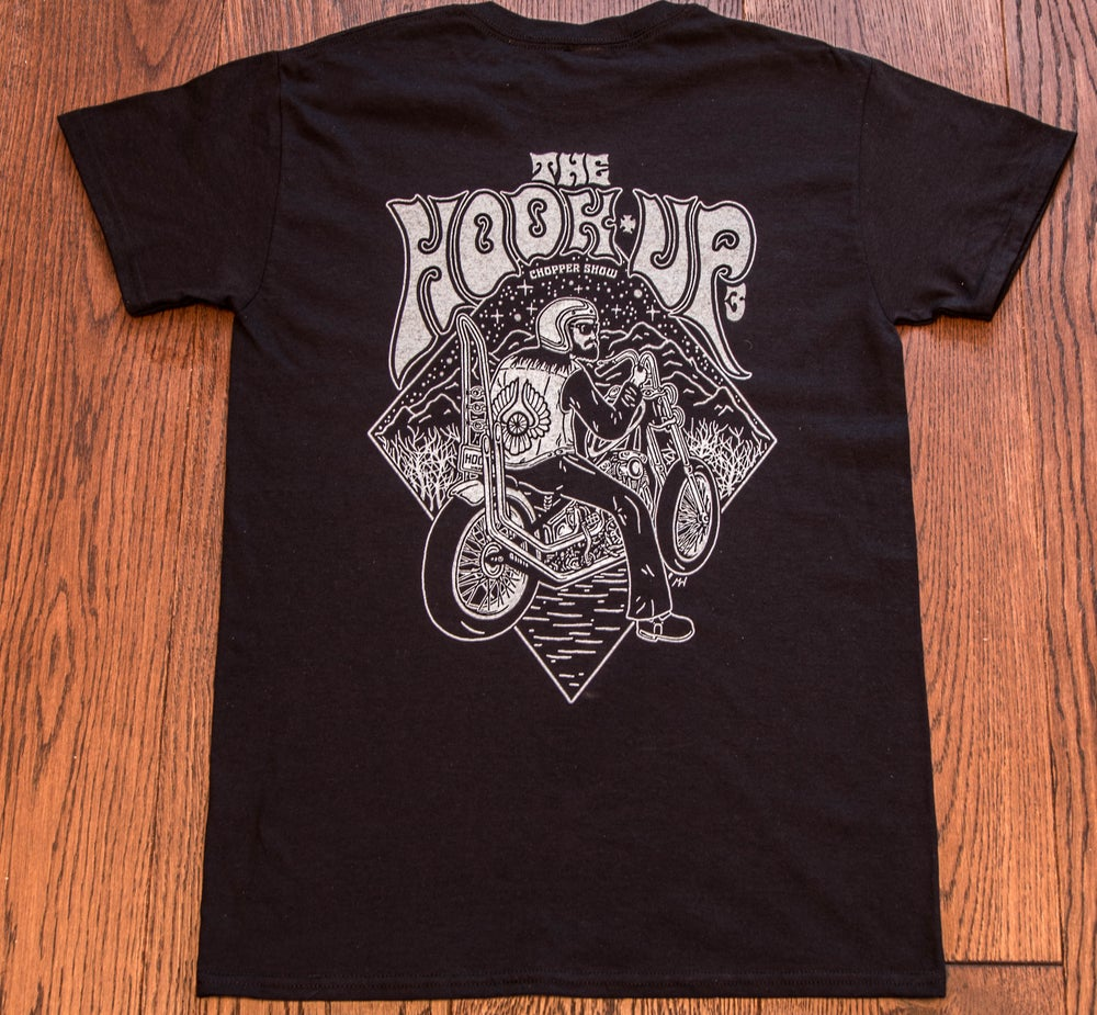 Image of The Hook Up 3 Banner Tee