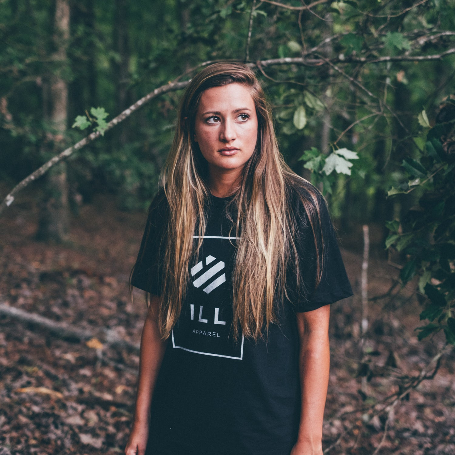 Image of Ill Brand Black Tee