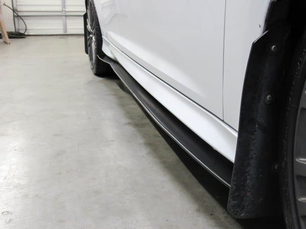 Image of Ford Focus RS/ST side skirts