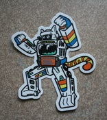 Image of Marta Transformer Sticker