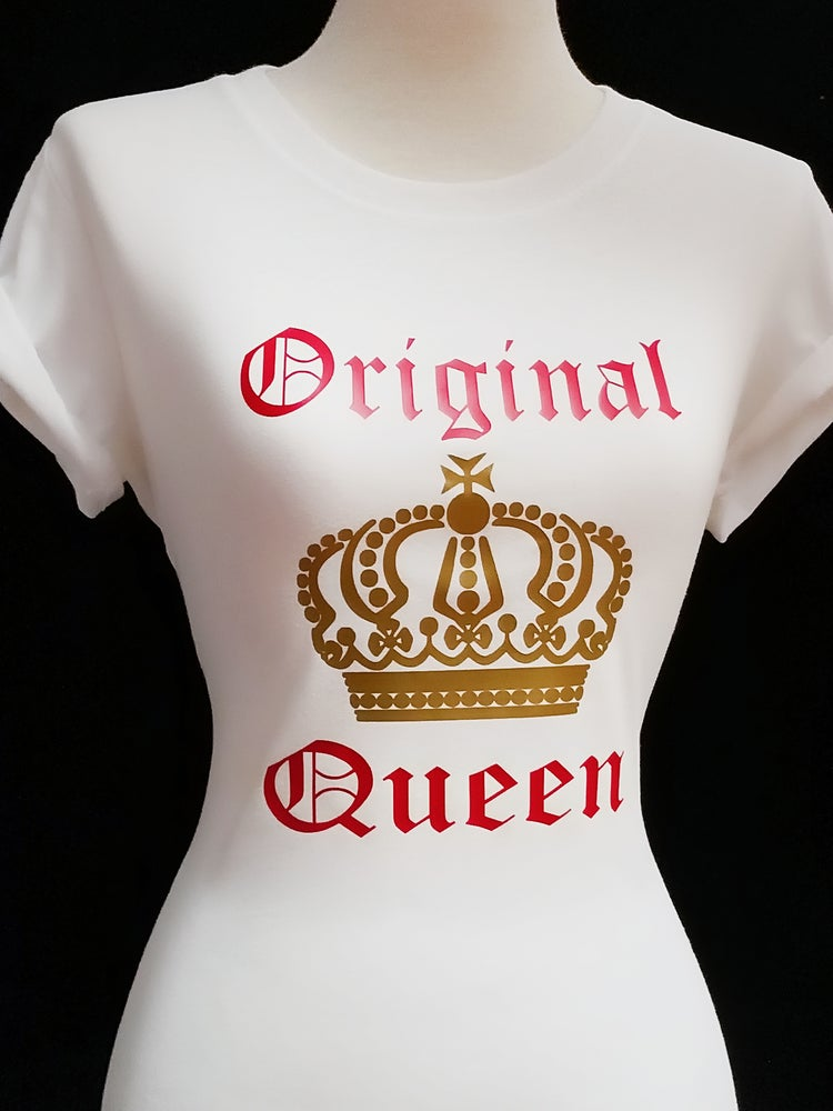 Image of Original Queen