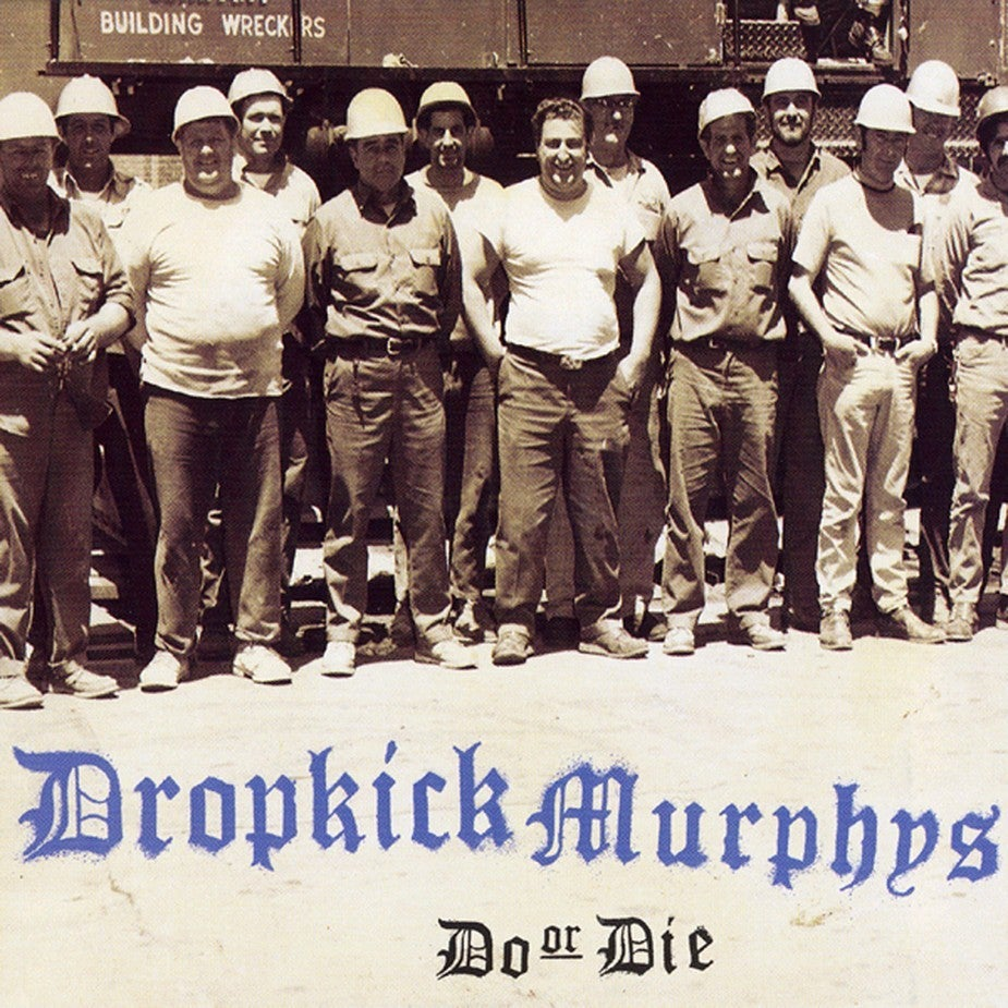 Image of Dropkick Murphys - Do or Die LP (brown vinyl)