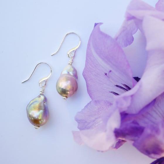 Image of Gaia Lucid Earrings