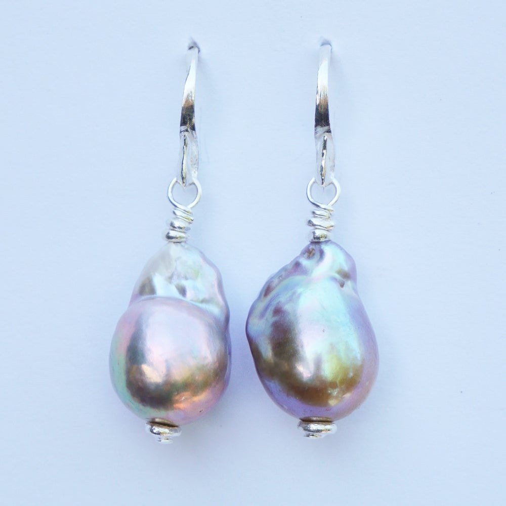 Image of Gaia Lucid Earrings