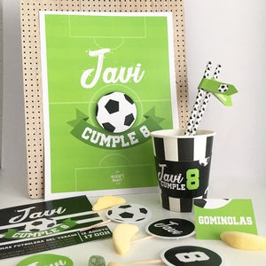 Image of Party Kit Futbolero