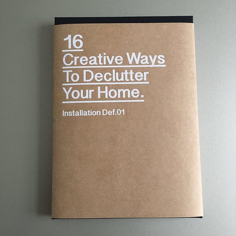 Image of Installation: 16 Creative Ways ... Def.01