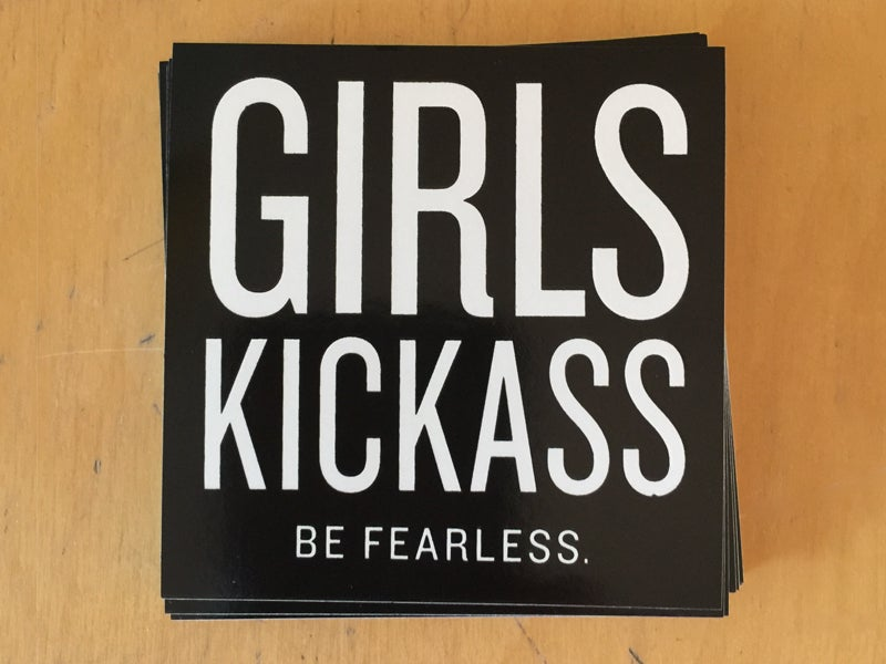 Image of Girls Kickass