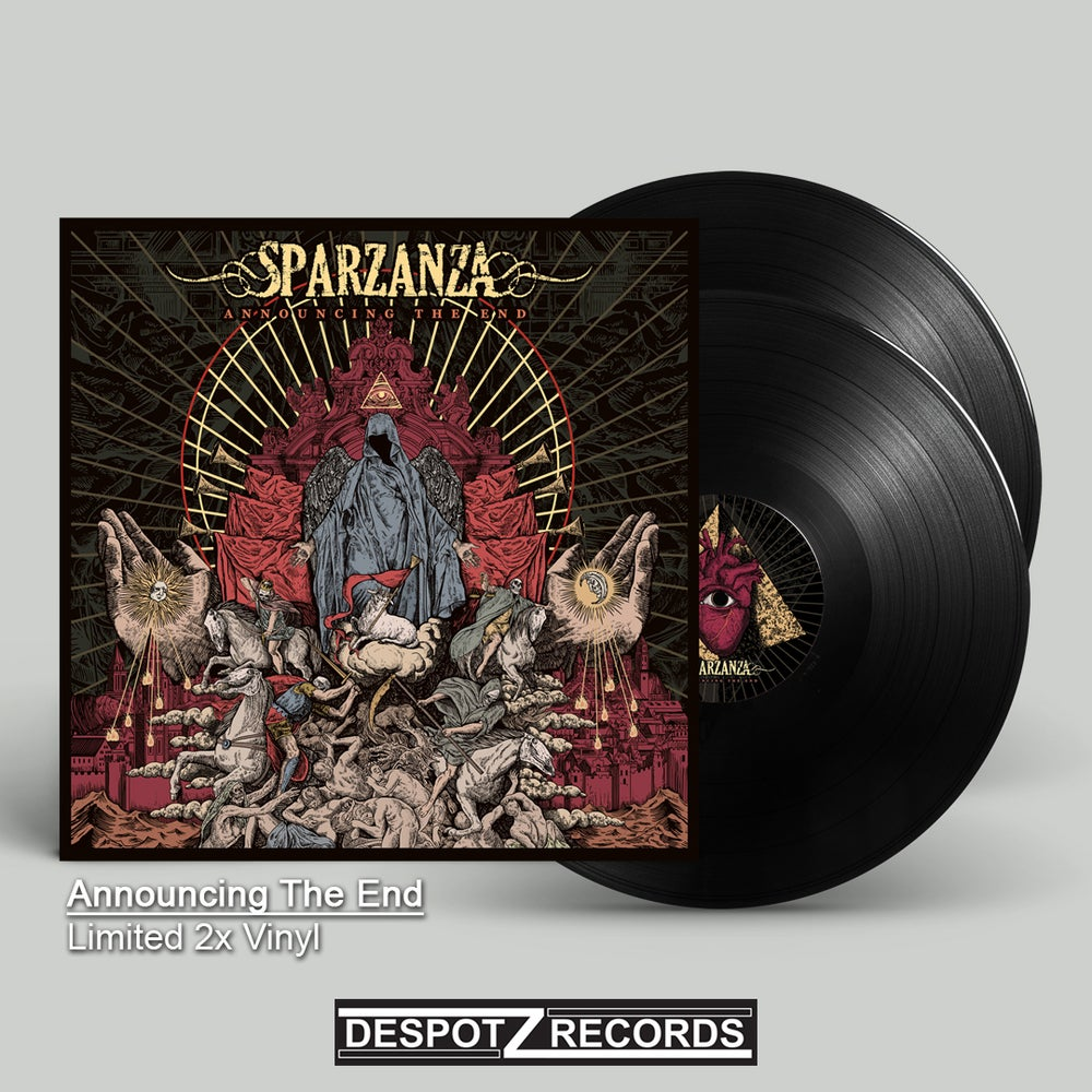 Image of Sparzanza - Announcing The End (2xVinyl)