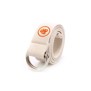 Image of TSC Logo Canvas Belt (Beige)