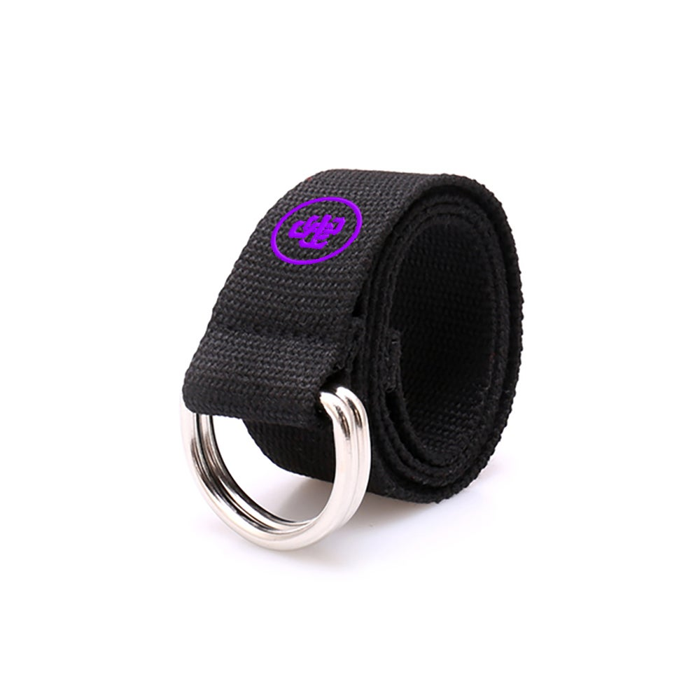 Image of TSC Logo Canvas Belt (Black)