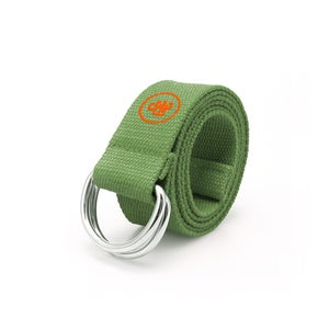 Image of TSC Logo Canvas Belt (Green)