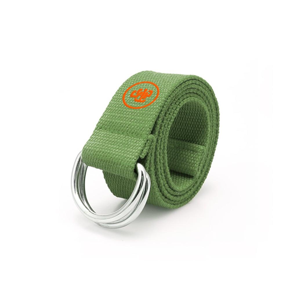 Image of TSC Logo Canvas Belt (Green)