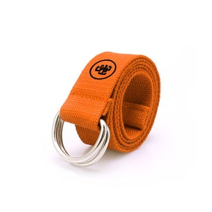 Image of TSC Logo Canvas Belt (Orange)