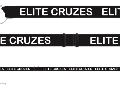 Image of Elite Cruzes Lanyard