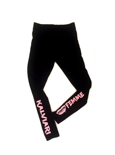 "Image of KALVIARI FEMME THIRST TRAP LEGGINGS ""P!NK"""