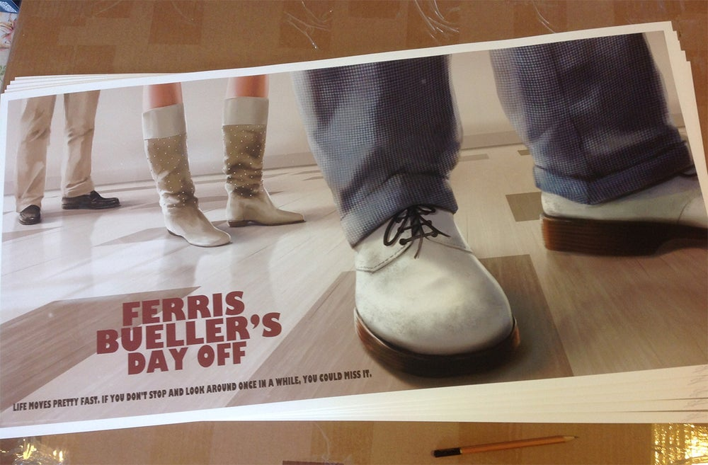 Image of Ferris Bueller's Day Off