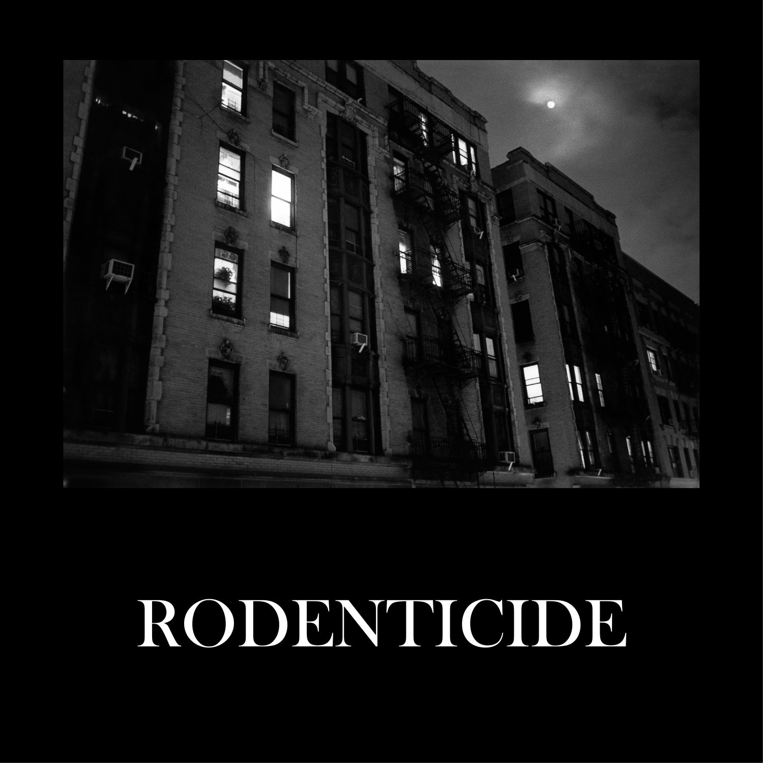 "Image of Rodenticide ""s/t"" LP"