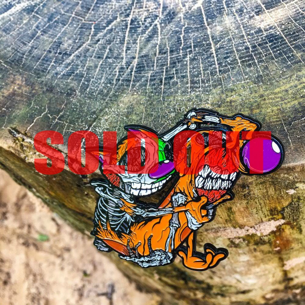 Image of Catdawg Pin