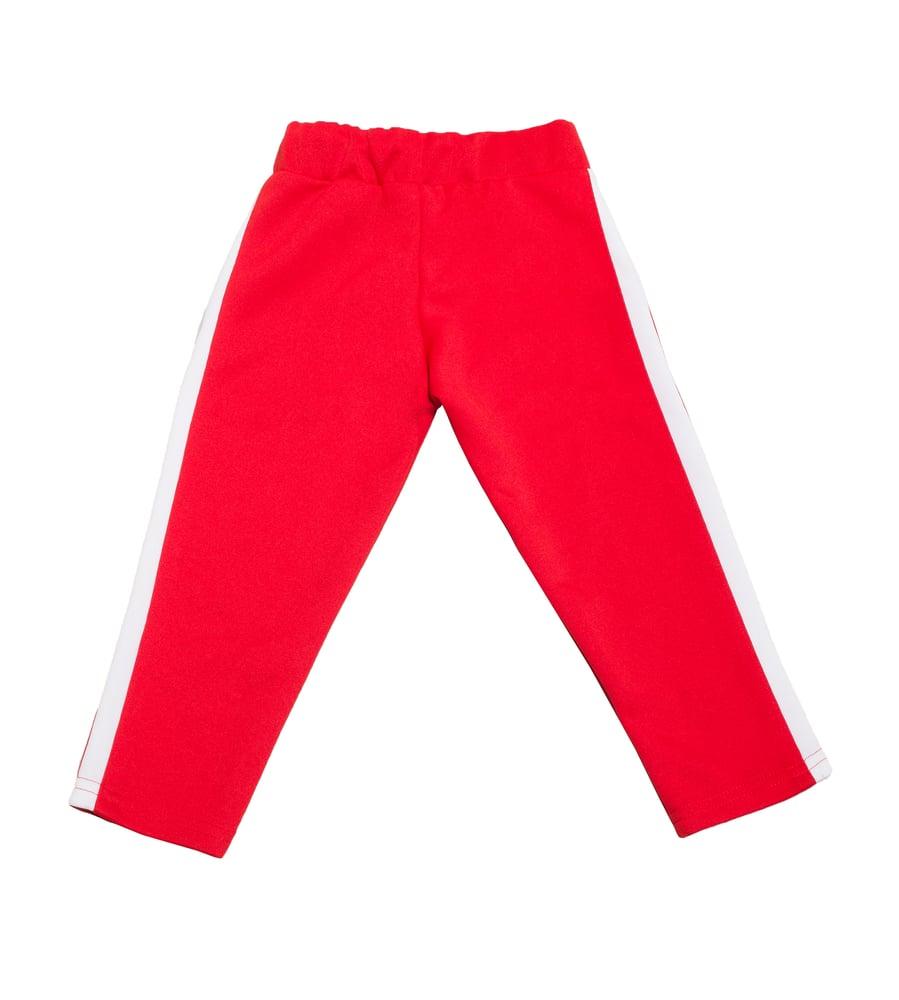 Image of Little Blazing track pants