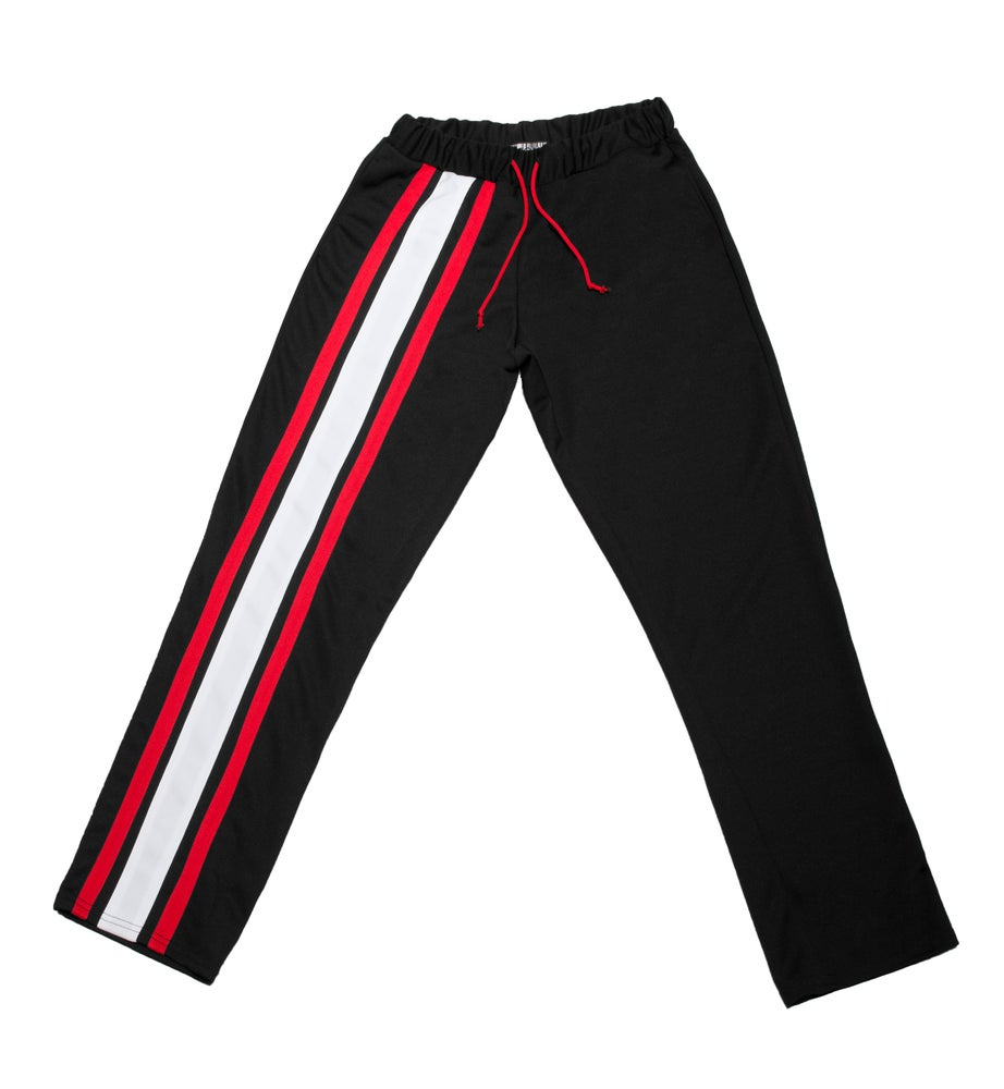 Image of Flame track pants