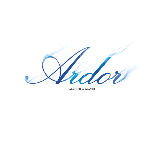 Image of Ardor - Official Whisperings Album of The Year Nominee
