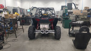 Image of LPS UTV RZR XP1000, XPT billet high clearance radius rods