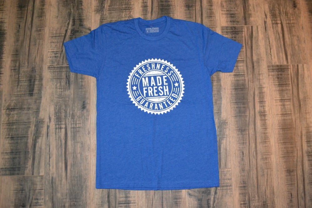 Image of Blue Seal Tee