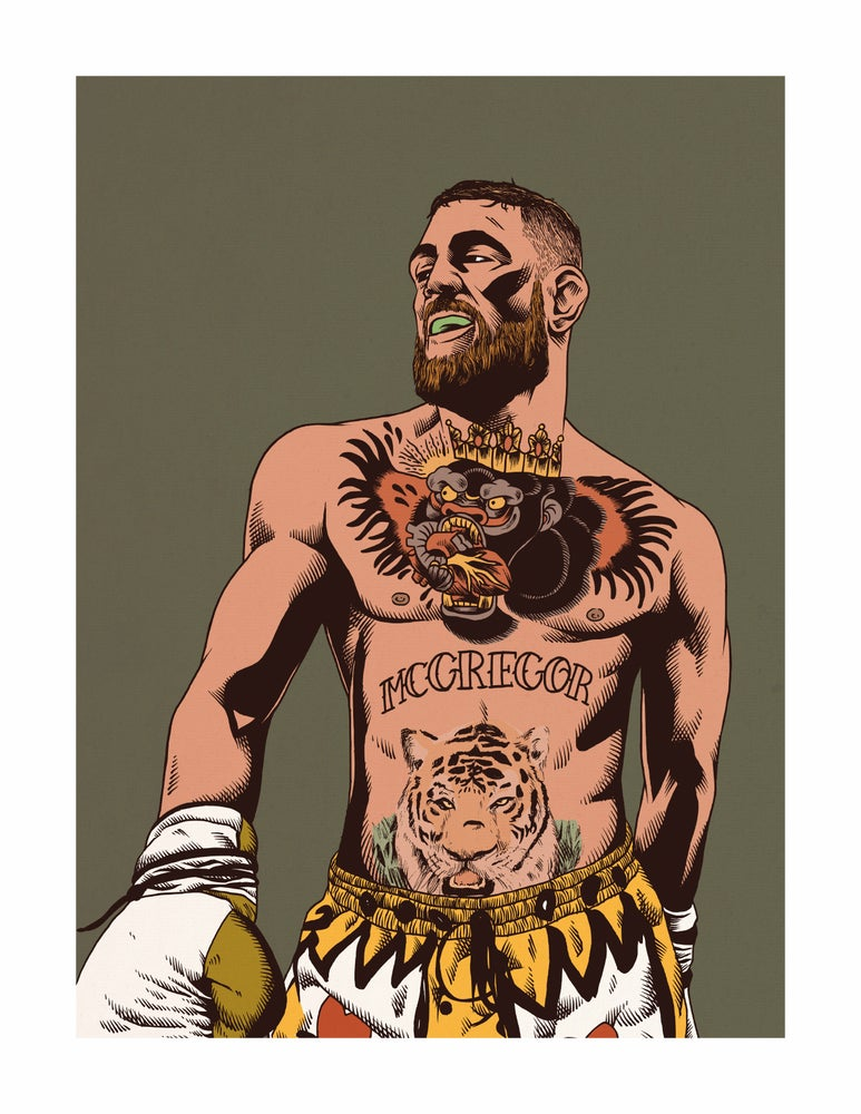 Image of Conor McGregor